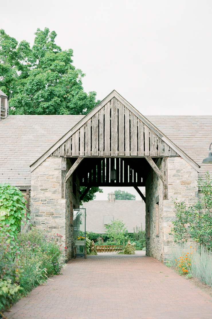 Blue Hill at Stone Barns Wedding Photos