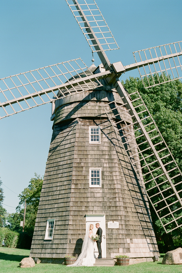 Hamptons Windmill Wedding Photos
