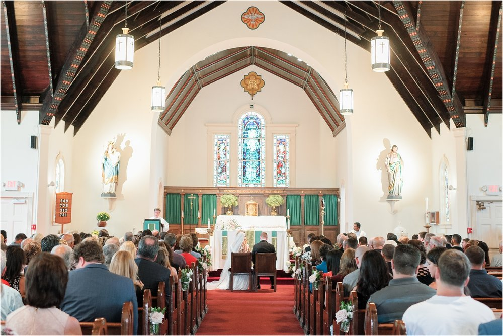 Queen of the Most Holy Church Wedding Photos