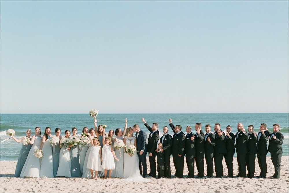 Bridgehampton Tennis and Surf Club Wedding Photos