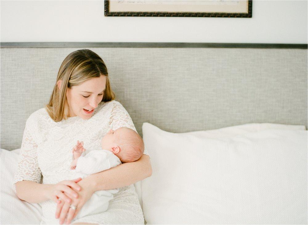 NYC Newborn Session Photos