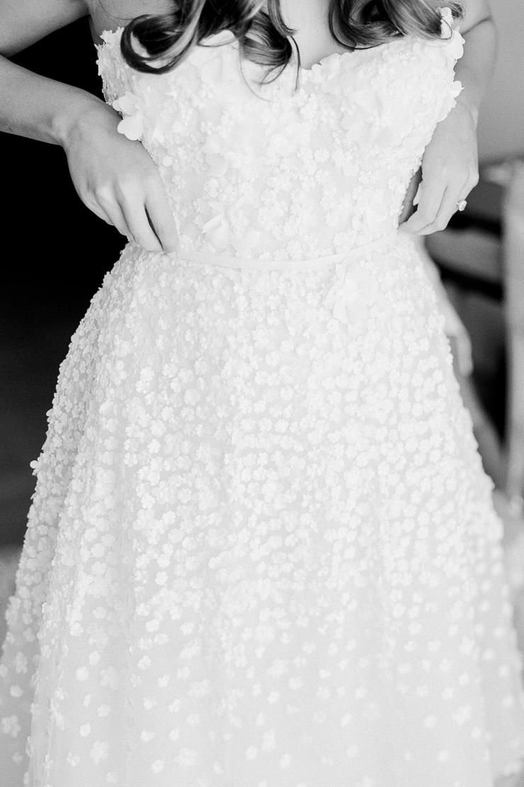 Bride Getting Ready Photos at Gurney's Montauk