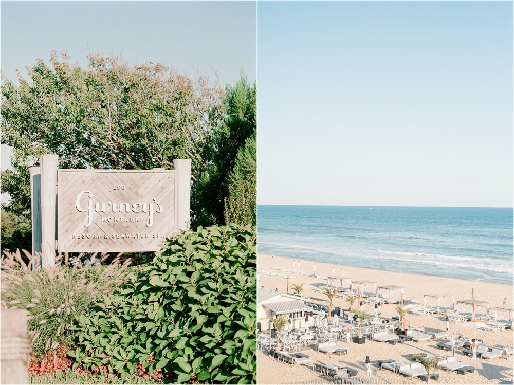 Gurneys Montauk Wedding Photos