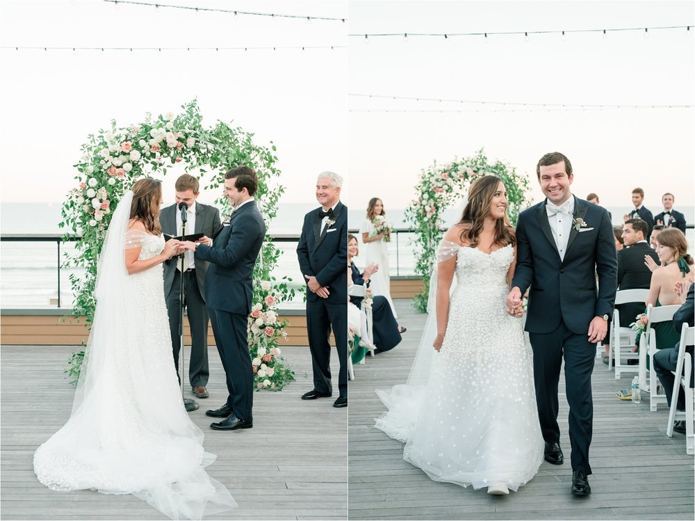 Wedding Wedding Ceremony Photos at Gurneys Montauk