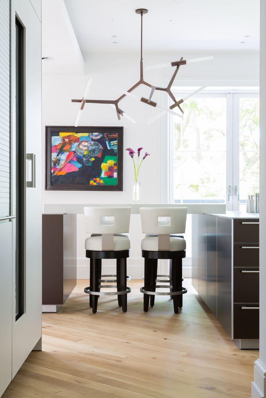 Kitchen Westbourne Grove Notting Hill Lateral Apartment Louise Holt Interior Design