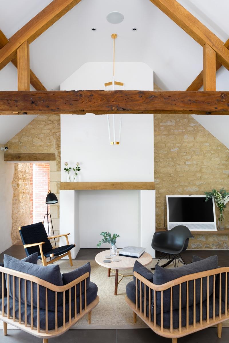 Interior Design Georgian House OXFORD OXFORDSHIRE LOUISE HOLT