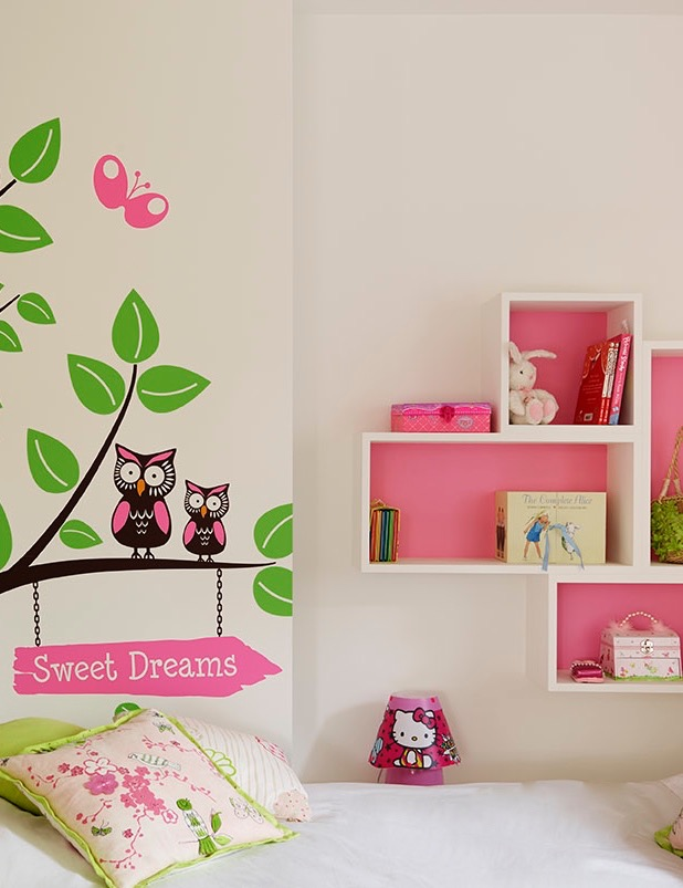 Louise Holt Interior Design Children's Bedroom Interior Oxford Oxfordshire