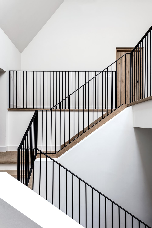 BARN STAIRCASE