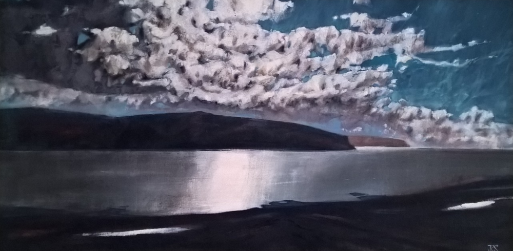 Moonlight Mull - 60 x 120cm