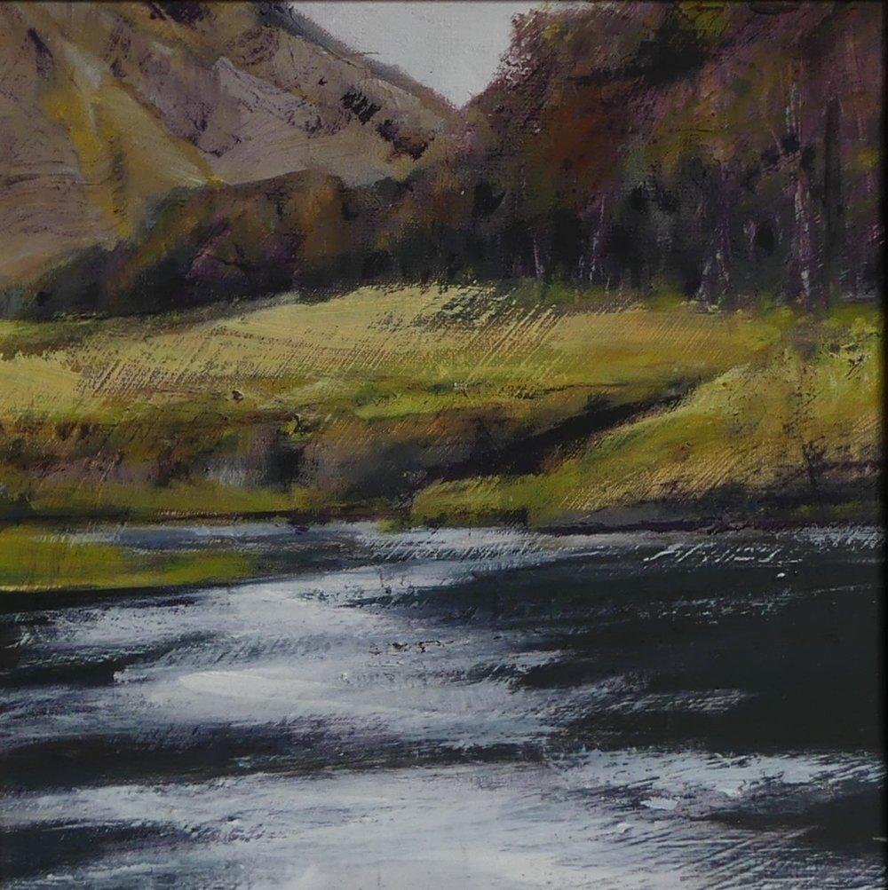 River Lyon 5   25x25cm