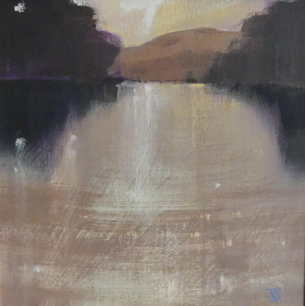 River Tay 12     25x25 cm