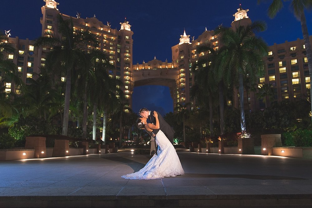 There is something magical about Nassau, Atlantis Resort and well, the Bahamas entirely.