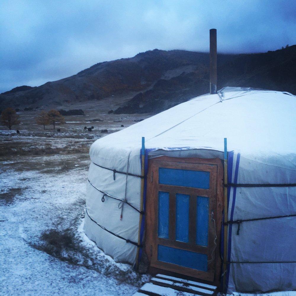 Nomadic Life in Mongolia — Blue Morpho International