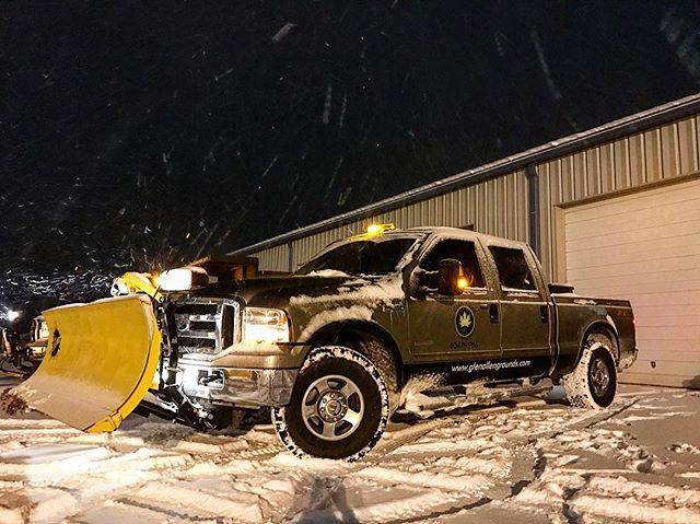 Will we need them or not RVA? • • • #snow #plow #plowing #snowplow #rvasnow #snowremoval #winter #fisherplows #ford #f250 #superduty #plows #propertymanagement #propertymaintenance #commercial #contractor #rva #richmond #henrico #hanover #glenallen #westend #virginia #followme #followback