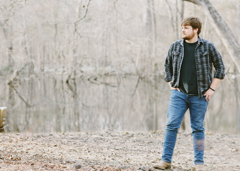 "CLAYTON HACKLE - With his debut release ""When I See Her Smile"", Georgia-native Clayton Hackle, makes an indelible mark on the country music scene."