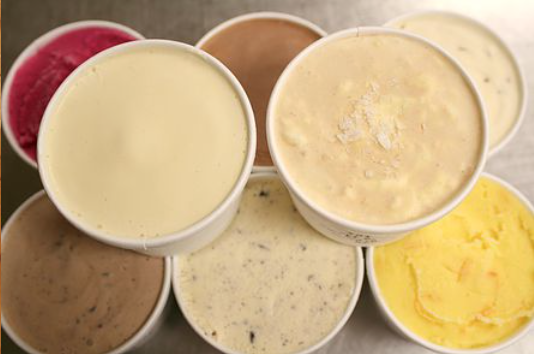 Susanna's Ice Cream and Sorbet