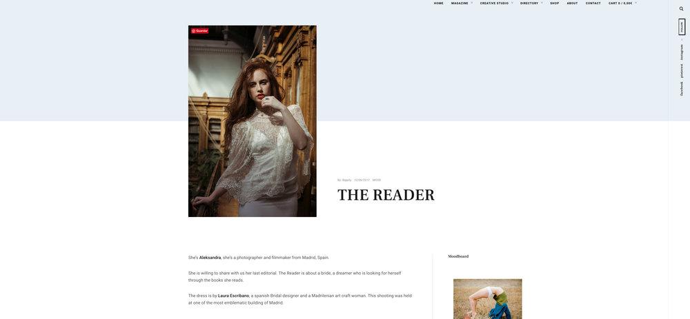 http://www.bippitymag.com/the-reader-dreamer-bride/