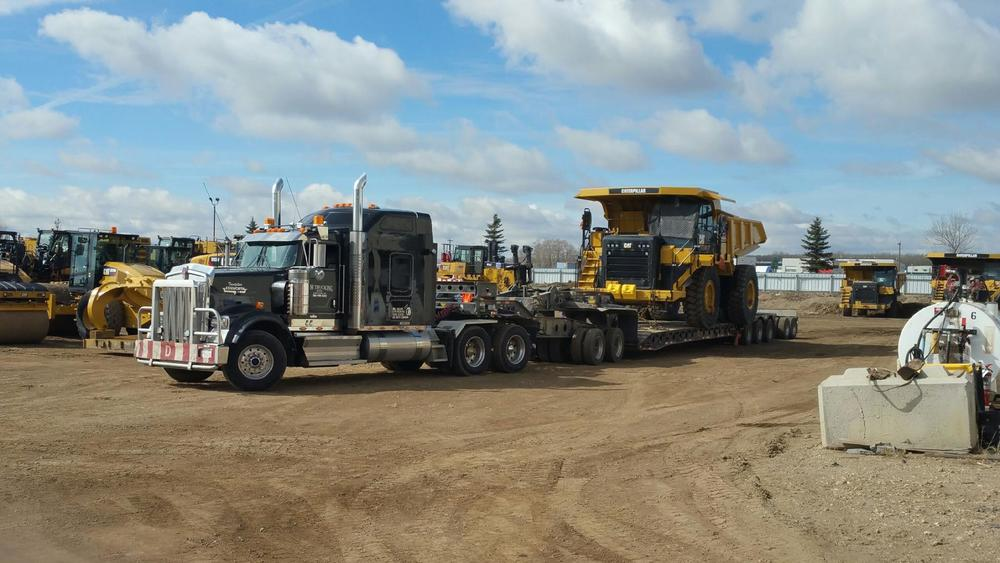 Transportation   Petrowest Transportation is committed to delivering economical transportation solutions to each customer.    Learn More