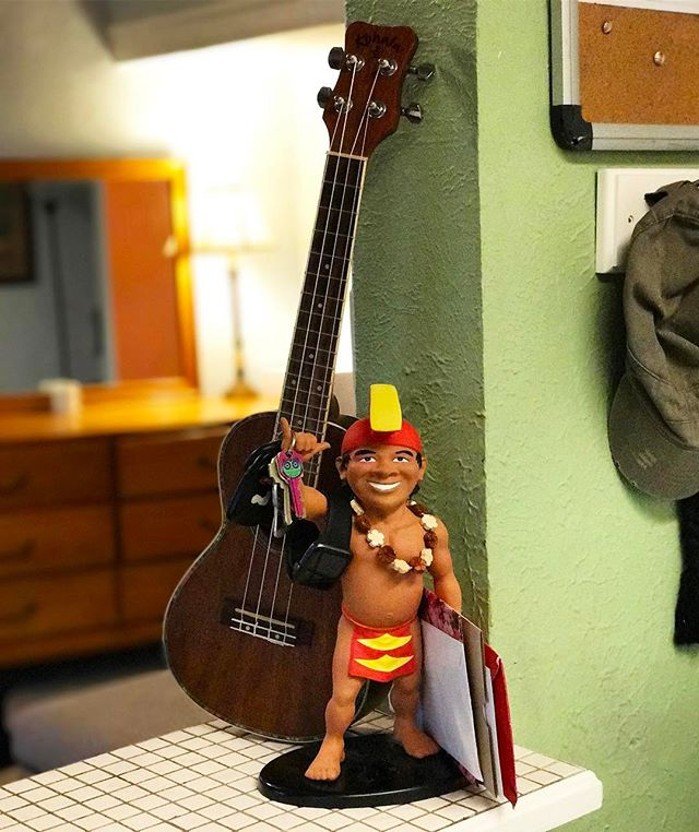 The Menehune is helpful and multifunctional 😉🤙🏽💌📦
