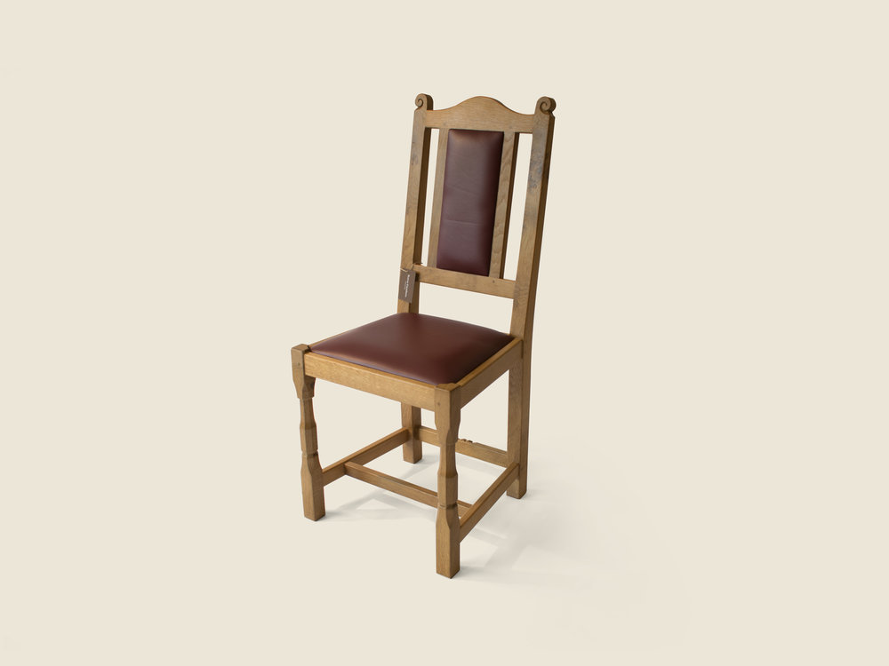 BF210 Oak Feathersham Dining Chair