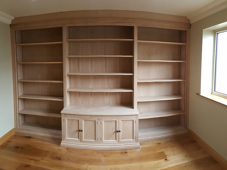 Creating A Bespoke Bookcase