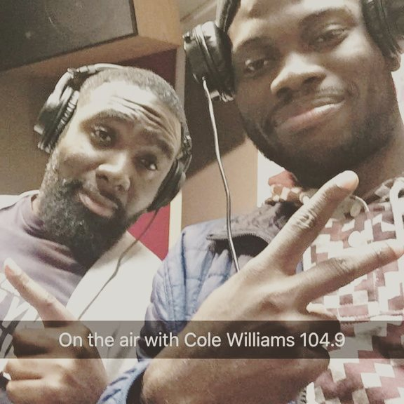 Had an amazing opportunity with my Mentee on Magic104.9. We talked about Fatherhood, Mentorship, and Family. #colespeaks #mentoring