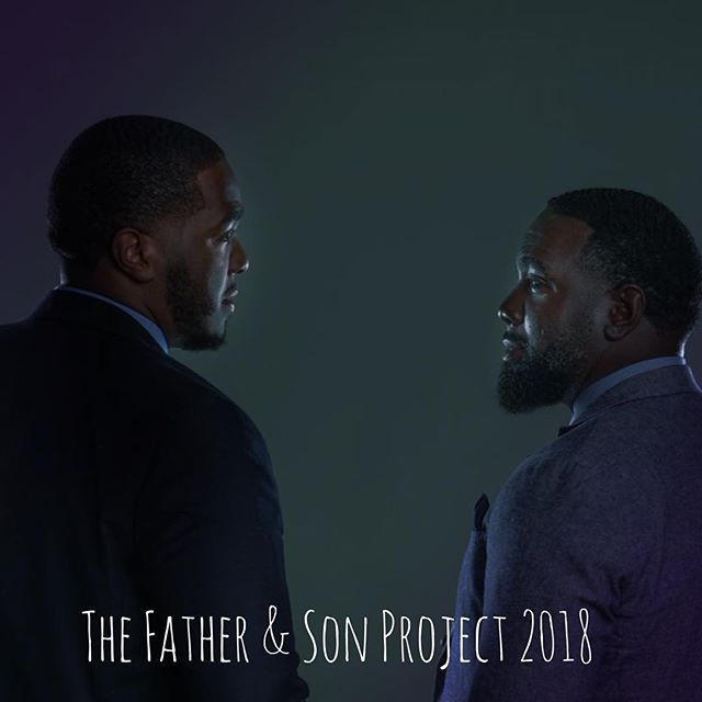 Father & Son Project 2018  Photo Credit: David Burgess #fatherandson #fatherandsonspeakers #colespeaks