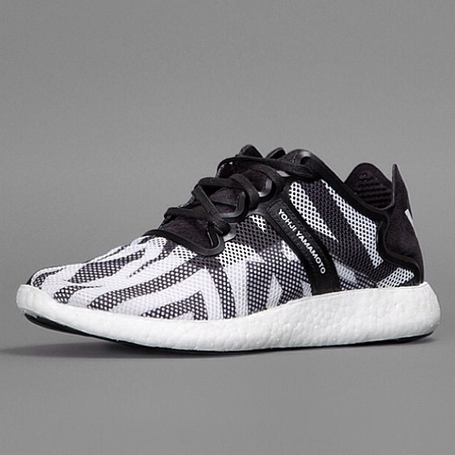 freshnessmag :     Y-3 gets an adidas Boost upgrade or is it the other way around? (at freshnessmag.com)