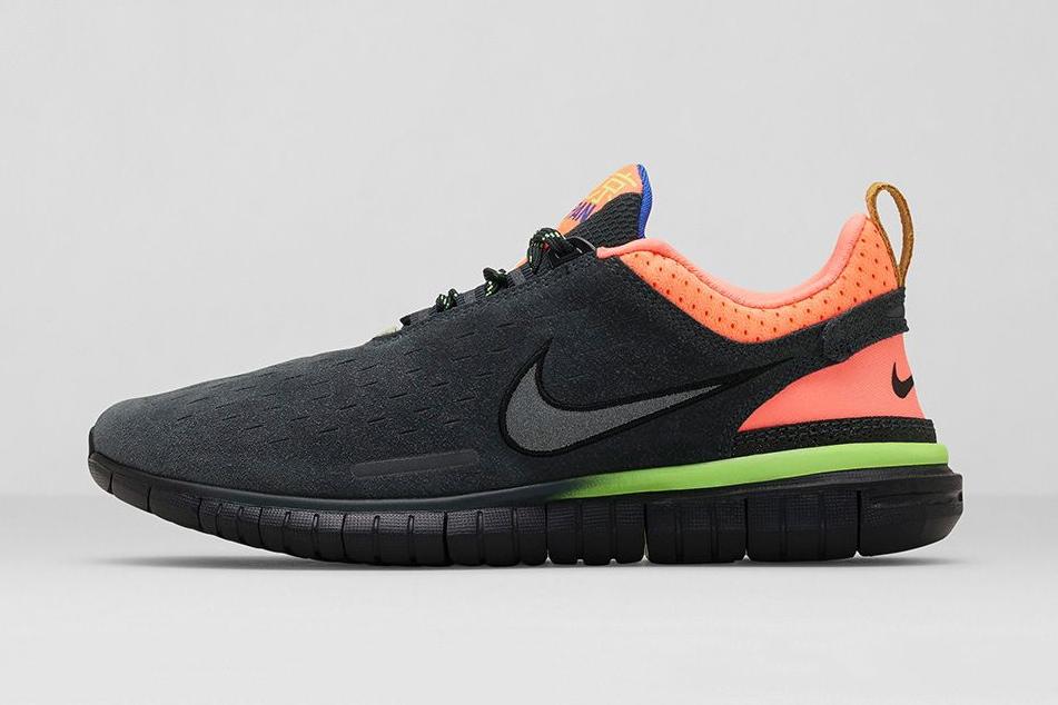 """hypebeast :     Nike Free OG '14 """"Tokyo"""""""