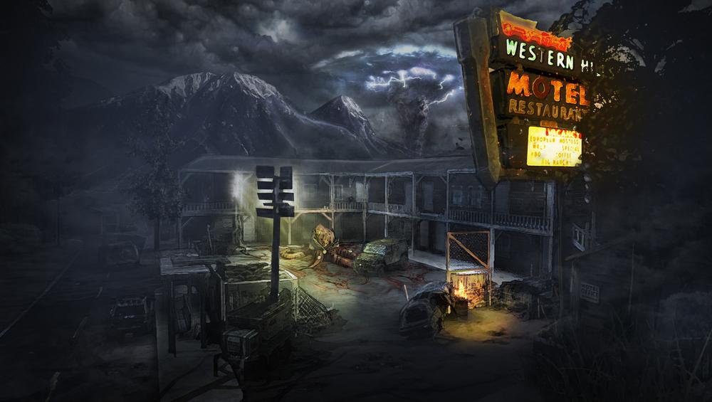 Motel mood exploration