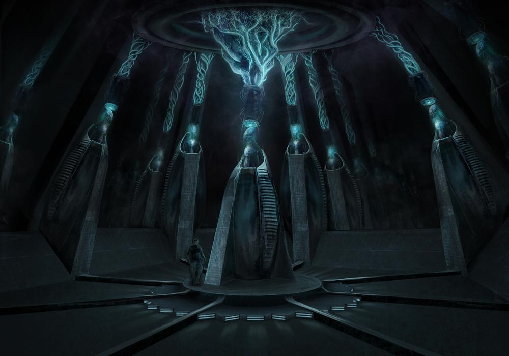 Ancestor Chamber design