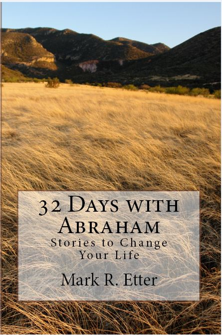 "My new book ""32 days with Abraham is now available. On the website is a free booklet sample of the book."
