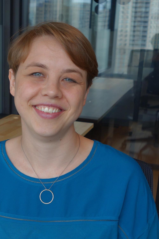 Rachel Blau,  Arrow Payments Team Member