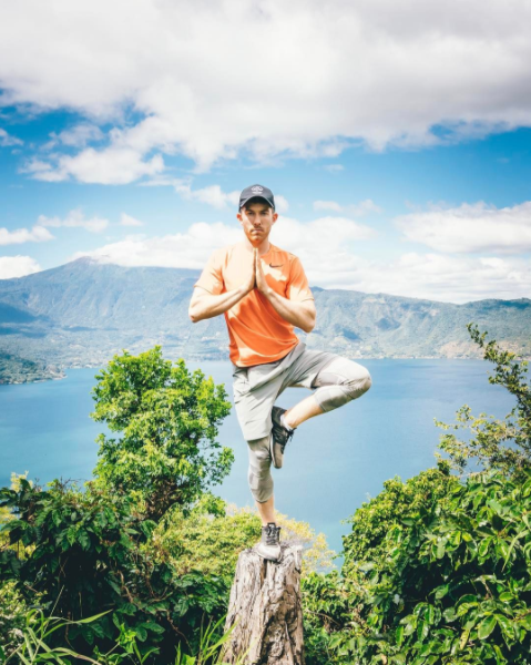 Bret Gornik of Live Better Co, is a Nike Trainer, Barry's Bootcamp Instructor, Meditation and Yoga Instructor who loves getting his superfood on.