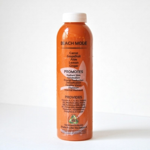 Hi-Vibe Beach Mode Carrot Juice