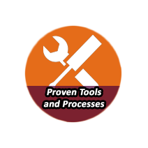 PROVEN TOOLS AND PROCESSES