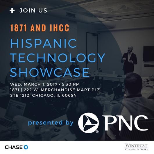 IHCC Incubator Showcase