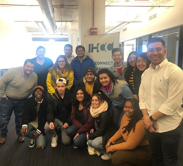 A big shoutout to this group of diverse sophomores from @stanford who are a part of the Alternative Spring Break Trip (ASB) and learning/connecting with grassroots organizing and activism in the city with a focus on Puerto Rican, Black, and Mexican communities. Thank you @itsraulrosas @citysoles @cnypod and @lore_ivette for stopping by. #stanford2021 #diversity #grassroots #welcometothechi
