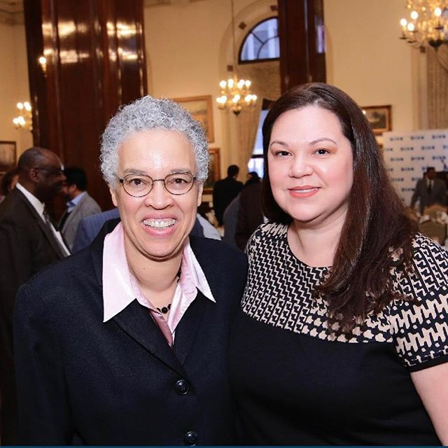 Tomorrow is a big day in Chicago! Don't forget to vote! @toni_preckwinkle