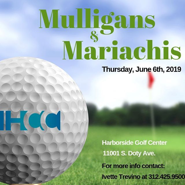 Think happy thoughts!  Who's ready to golf with the IHCC?  Reserve your foursome today! Link in bio.⁣ ⁣  #earlybird #goodbyesnow #hellosunshine #holeinone #networking #golf #mariachis #mulligans #ihccevents