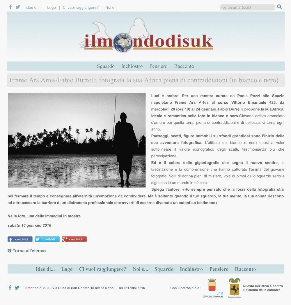 Luci e ombre   http://www.ilmondodisuk.com/frame-ars-artesfabio-burelli-fotografa-la-sua-africa-piena-di-contraddizioni-in-bianco-e-nero/