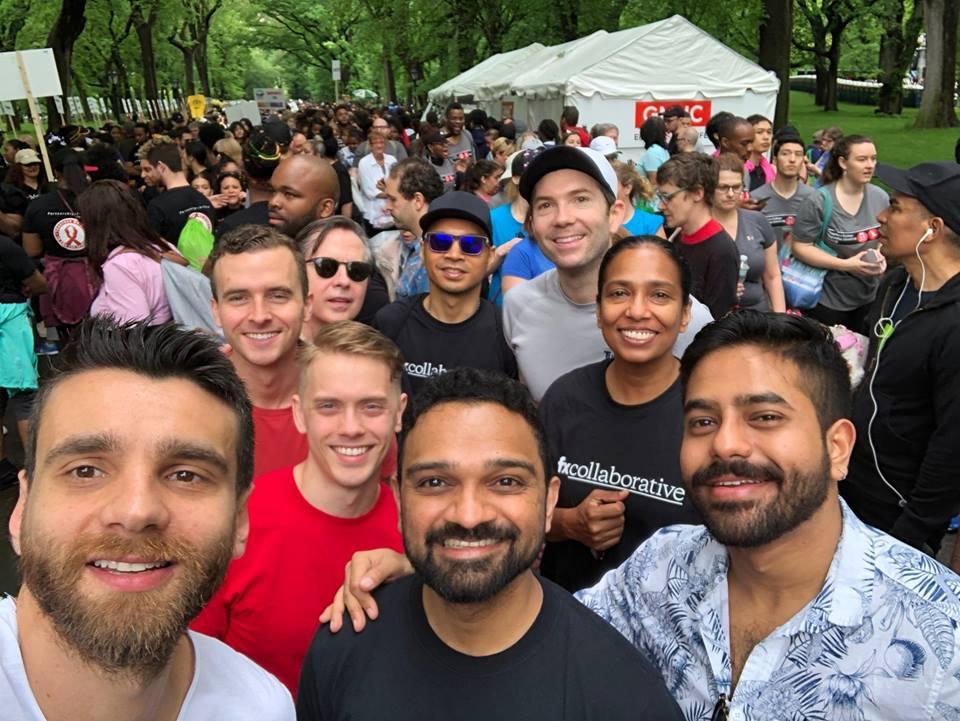 NYC AIDS Walk, 2018