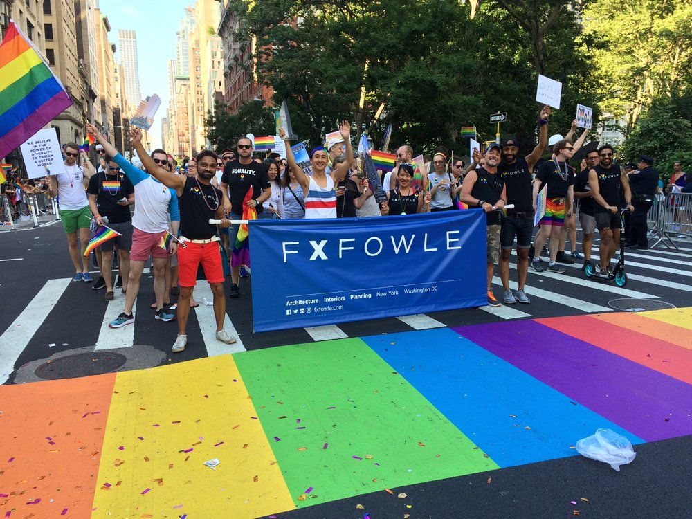 NYC Pride March, 2017