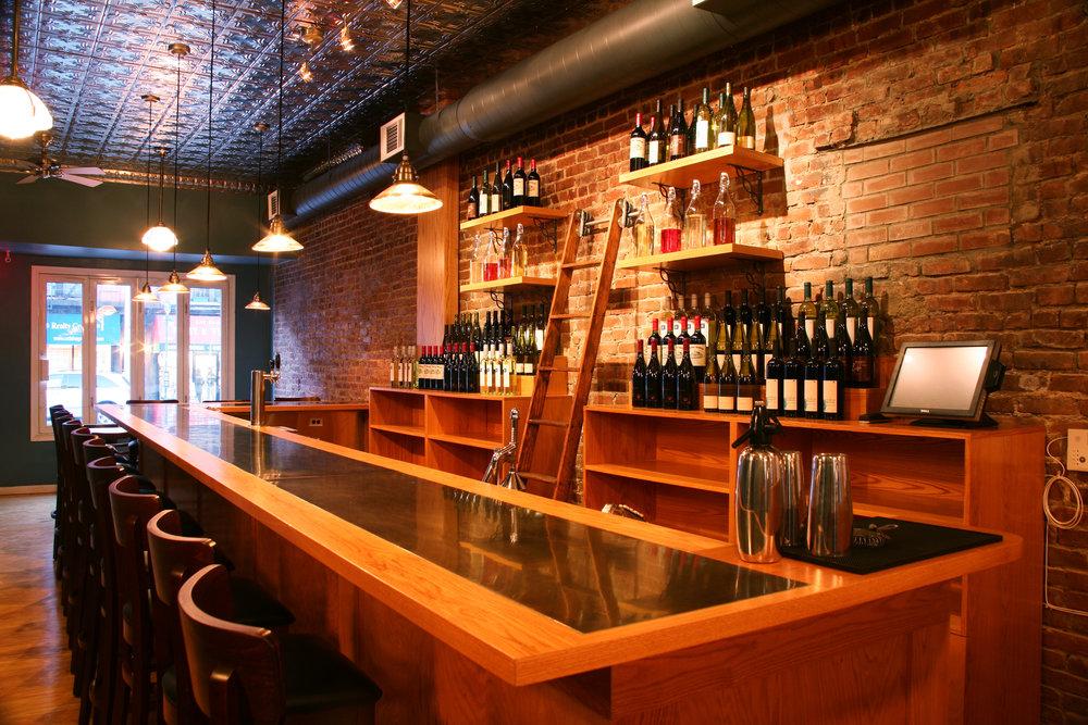 Brookvin Bar