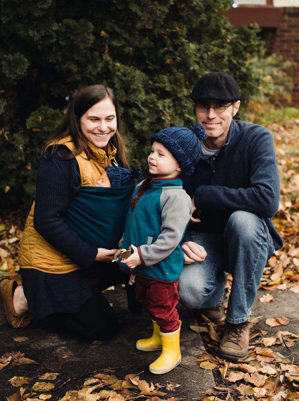 An excellent photographer! Highly recommend. She takes great shots and is a delight to work with. We hired Hannah for maternity and newborn photos and she was marvelous at working with our ideas and bringing her own to the table. I appreciate her organic style and honed craft. I was seriously impressed and can't wait for the next occasion we need family photos.  -Emily Erickson
