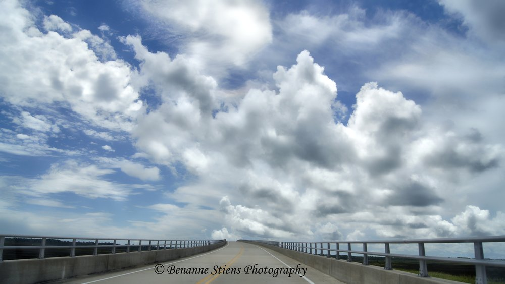 Cross Bridge to Cedar Island