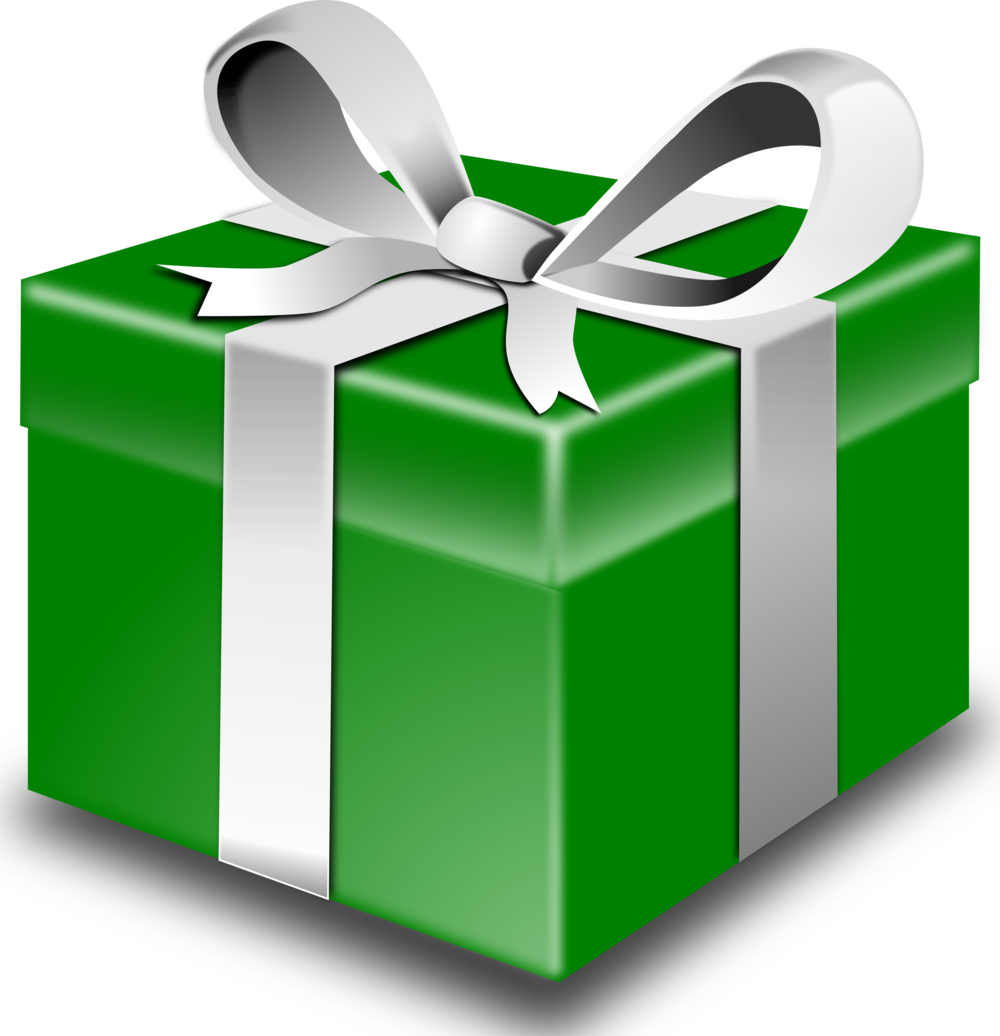 Green Gift Present.png