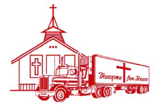 Truckstop Ministries Logo