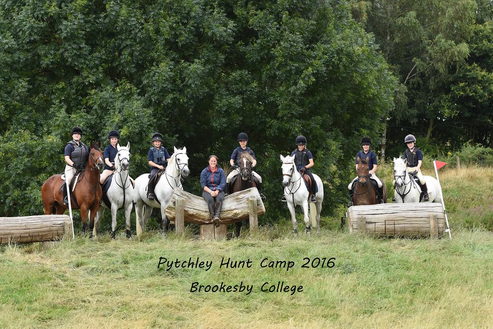 Pytchley Senior Camp 2016