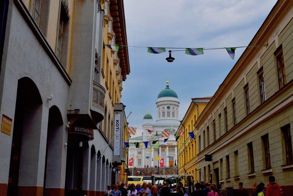 Spending a weekend in Helsinki -